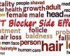 dht blocker side effects