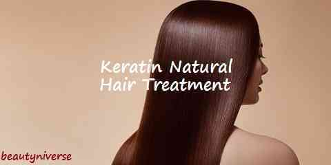 keratin natural hair treatment