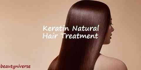 keratin natural hair treatment