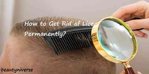how to get rid of lice permanently