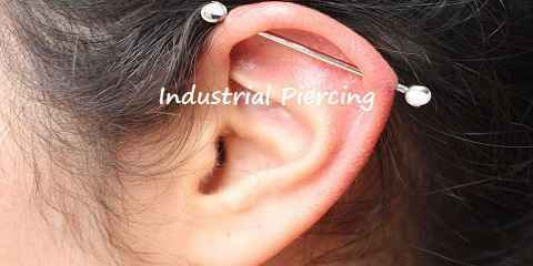 Different Types of Ear Piercing