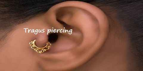 Kinds of Ear Piercing