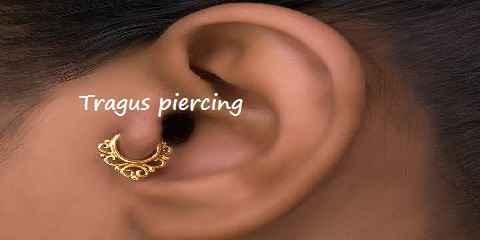 Kinds of Ear Piercing